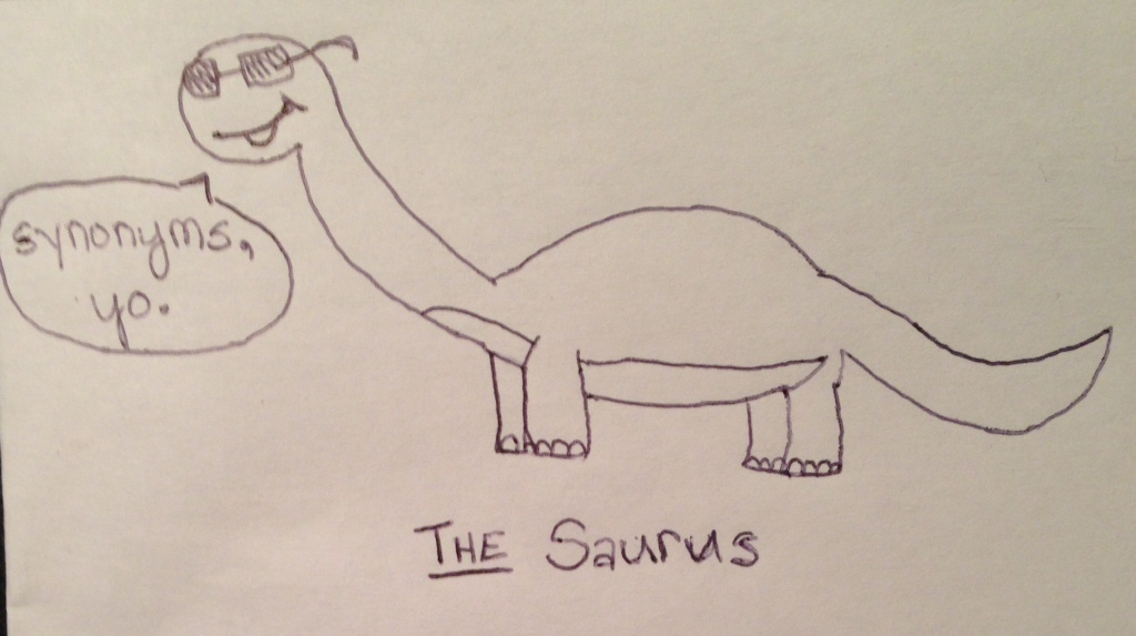 the saurus_carly