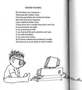 Writer Waiting Silverstein