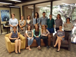 University Writing Center Staff, 2015-16