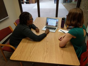 2018 Dissertation Writing Retreat - Consultation